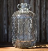 Park Hill Moonshine Jug with Poultry Wire