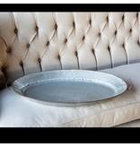 Park Hill Large Oval Tinwork Platter