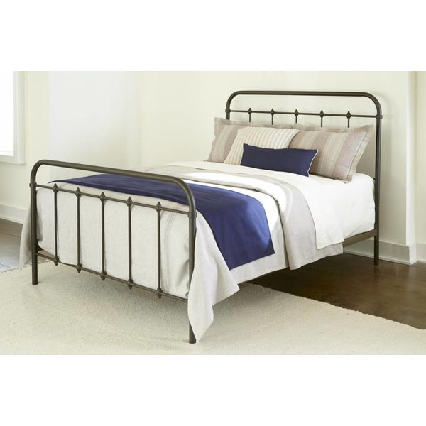 Jourdan Creek Metal Bed in Bronze Finish
