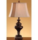 Crestview Ridgeway Table Lamp CVAUP232