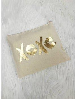 XOXO Makeup Bag