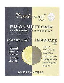 Charcoal/Lemonade Sheet Mask