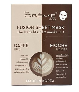 Caffe/Mocha Sheet Mask