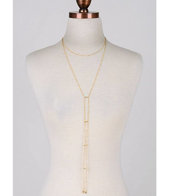 Centered Necklace 92298