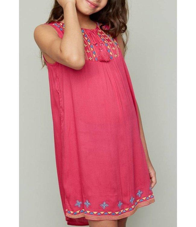 Tassel Dress 5067