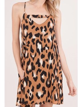 Leopard Print Dress 7116803