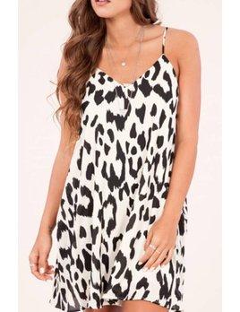 Leopard Print Swing Dress 3028602