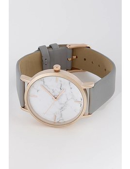 Marble Face Watch 10036