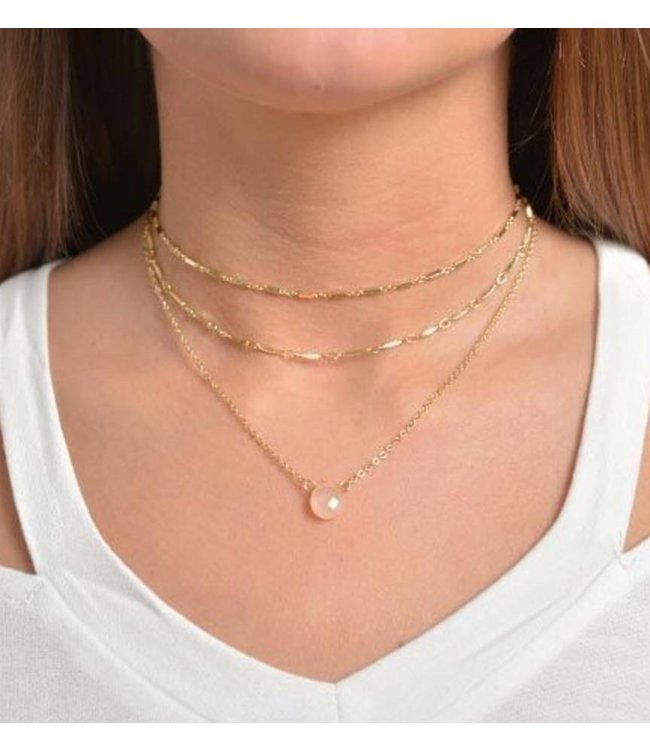 Layered Necklace 109