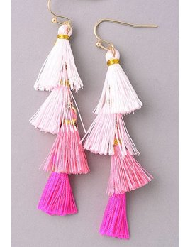 Tiered Earring 1022