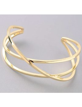 Criss Cross Bracelet 26740