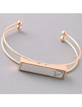 Marble Bar Bracelet 6016