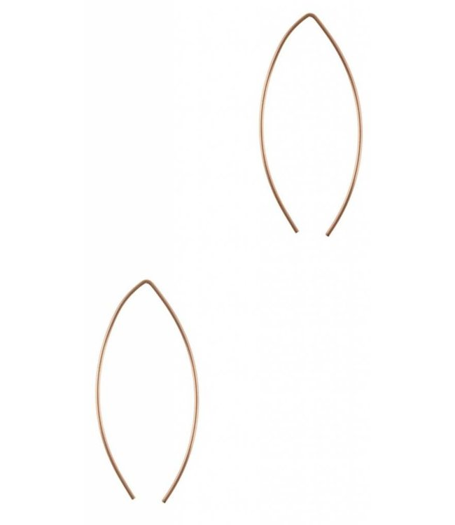 Icco Pull-Through Earrings 2853