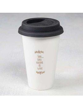 Natural Life SHH Wine Mug 033