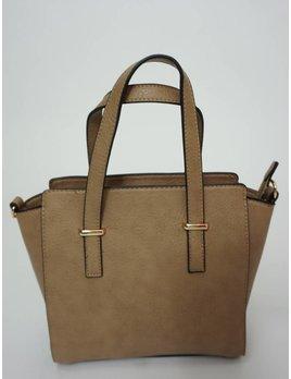 Crossbody Bag 1315 - Taupe