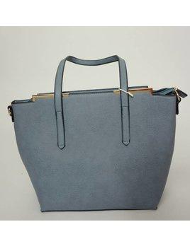 Handbag 1316 - Blue