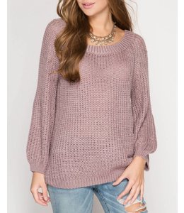 Pullover Sweater 5246