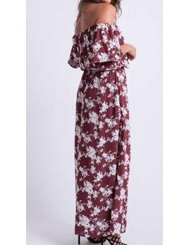 Floral Maxi 70007
