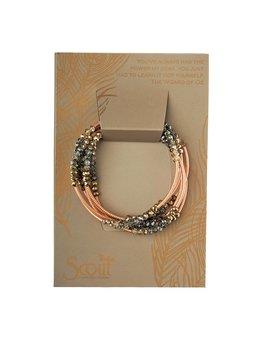 Scout Wrap Bracelet 028