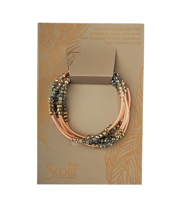 Wrap Bracelet 028