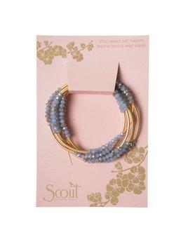 Scout Wrap Bracelet 012