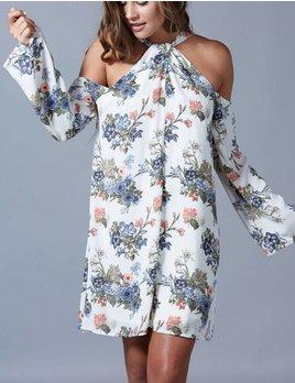 Cold Shoulder Dress 22350