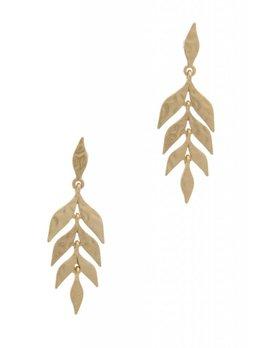 Leaf Earring 1078