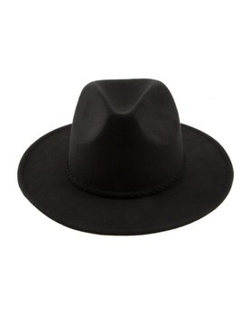 Braided Brim Hat 2064