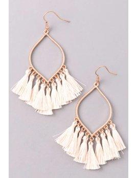 Tassel Earring 3046