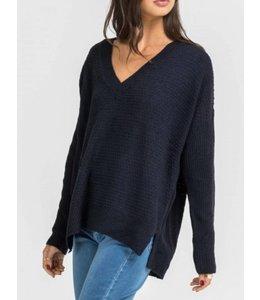 Lush V-Neck Sweater 12782