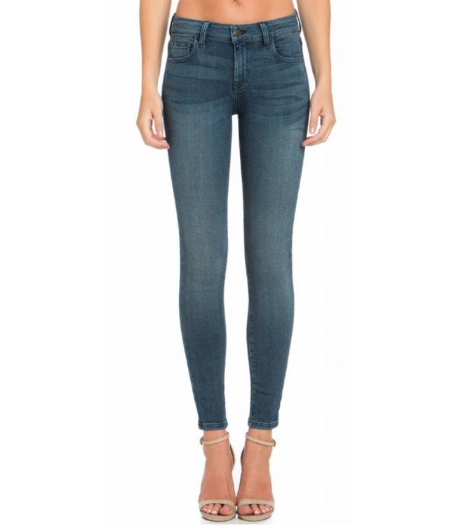 Mid Rise Ankle Skinny Jean 15708
