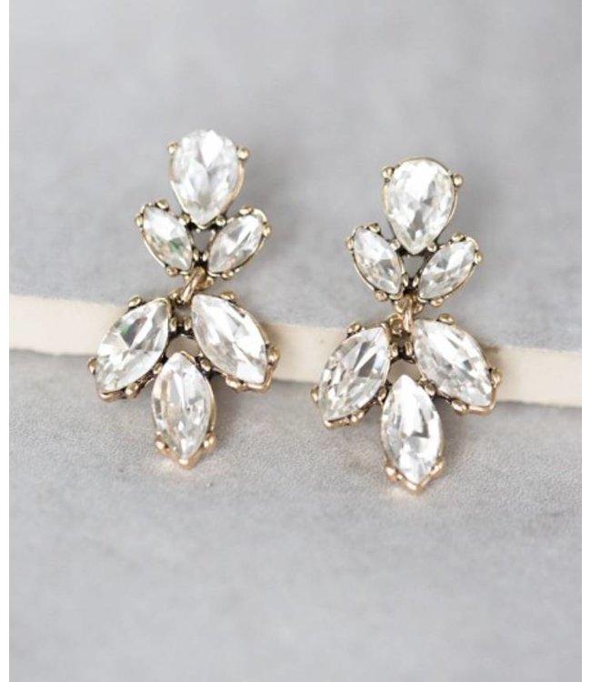 Formal Crystal Earring 2001