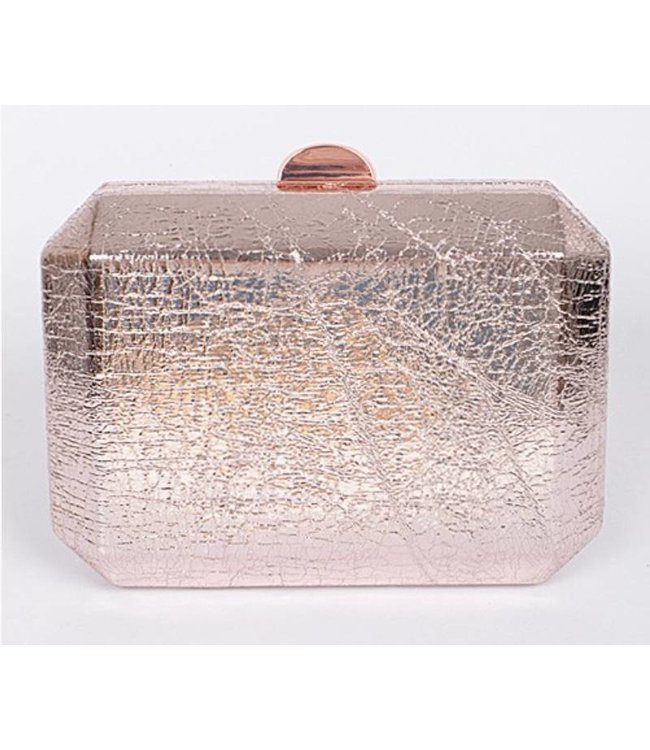 Choice Handbags Formal Crinkle Clutch 5725