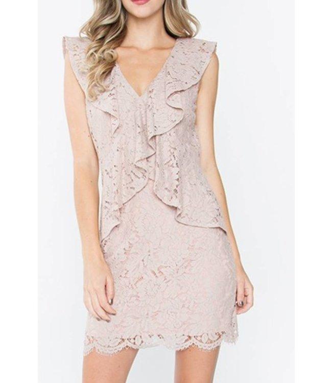 Ruffle Lace Dress 1996