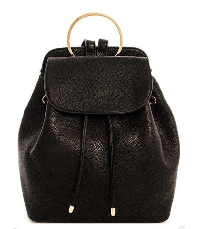 Circle Handle Backpack 1564