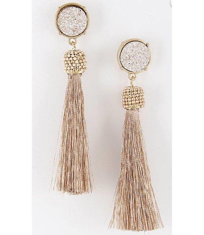 Tassel Earring 2721