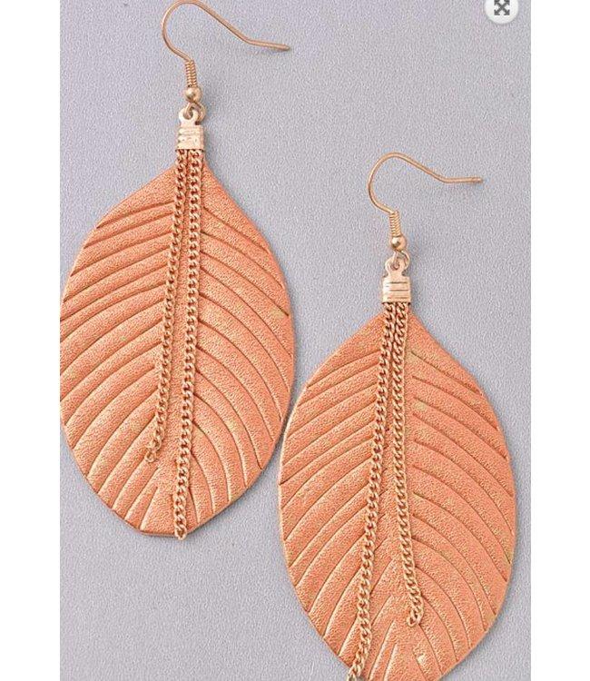 Leaf Earring 1062