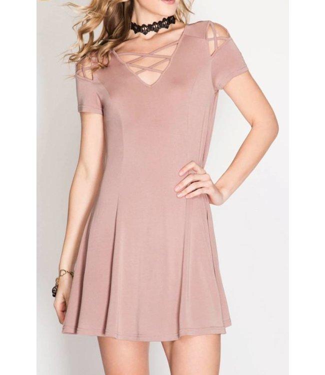 Swing Dress 4813