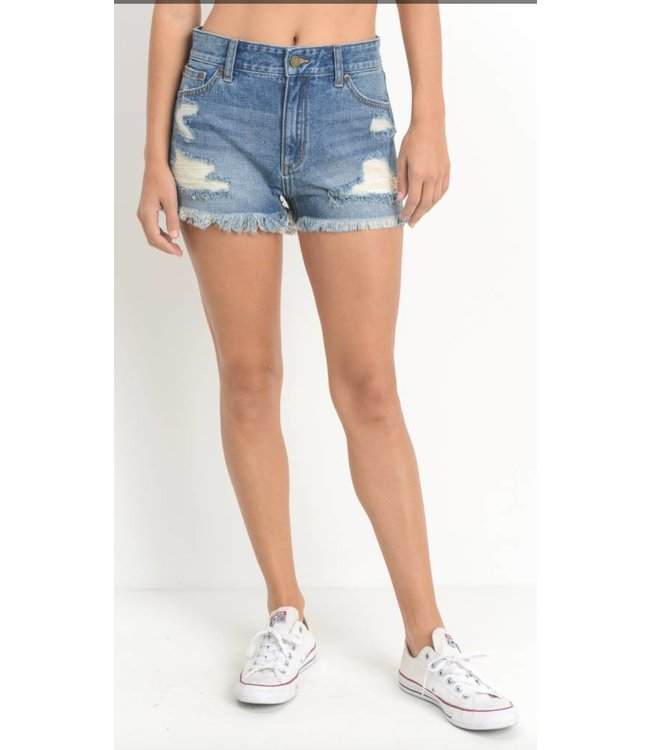 Distressed Short DH360
