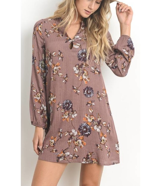 Floral Dress 10951