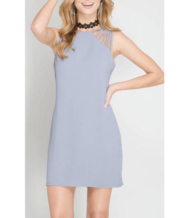 Strappy Dress 4329