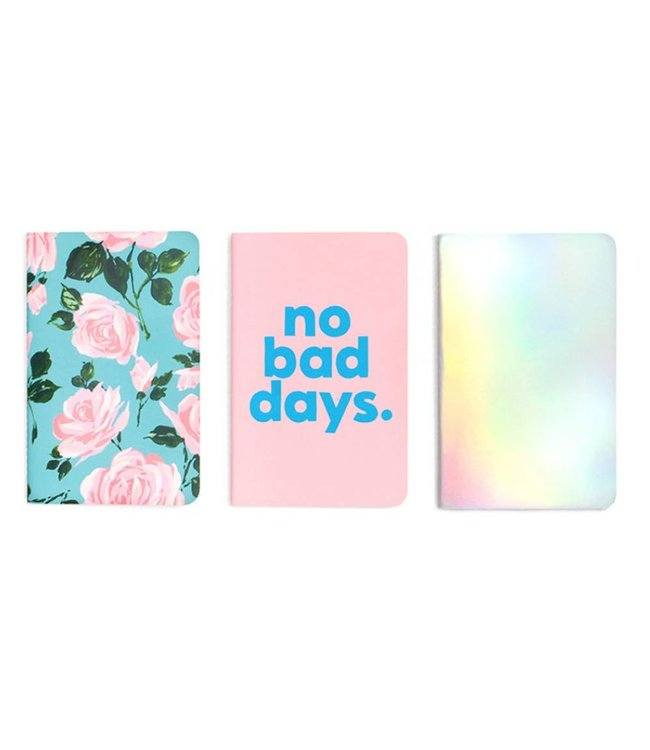 Notebook,  Set of 3