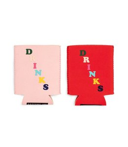 Set of 2 Drink Sleeve