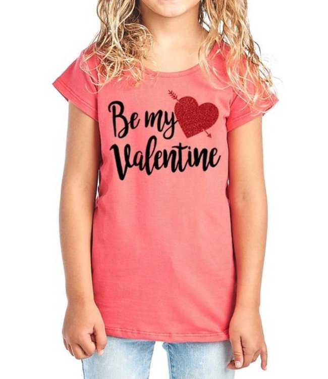 Kids Valentine Top 1632