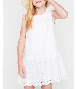 Kids Crochet Shift Dress 5322
