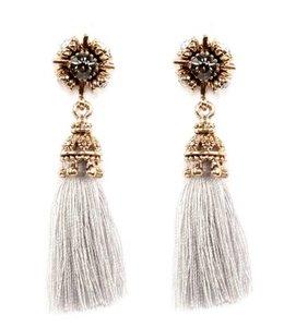 Tassel Post Earring 1551