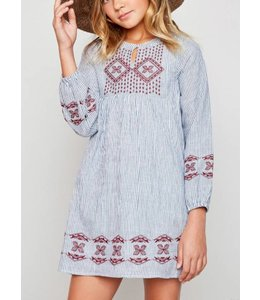 Kids Embroidered Tunic 3700