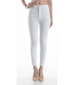High Waisted Cropped 1062