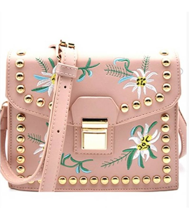 Embroidered Purse 5498