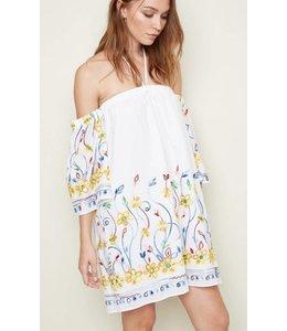 Off the Shoulder Dress 3816